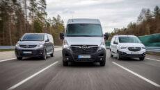W pierwszym kwartale roku Opel/Vauxhall odnotował mocny wzrost sprzedaży swoich lekkich pojazdów […]