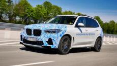BMW Group rozpoczyna na europejskich drogach testy praktyczne pojazdów z napędem na […]