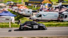 Jeżdżący Mitsubishi Lancerem EVO IV Daniel Stawiarski pewnie zwyciężył w wyścigu górskim […]