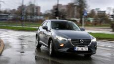 Mazda CX-3 dostępna jest już w salonach w odświeżonej wersji na 2021 […]