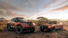 Dla upamiętnienia 50. rocznicy zwycięstwa kultowego modelu Nissana – Datsuna 240Z – […]