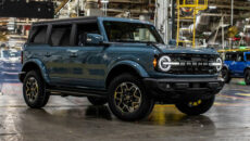 Ford Bronco powraca i jest gotowy na każdą przygodę. Po 25 latach, […]