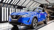 Zakłady Nissana w Sunderland uruchomiły produkcję modelu Qashqai trzeciej generacji, jednocześnie wspierając […]