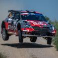 Rosyjski duet Nikołaj Griazin i Konstantin Aleksandrow (Volkswagen Polo GTI R5) zapisał […]