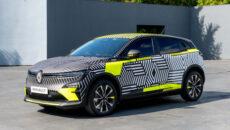 Samochody z serii przedprodukcyjnej będą tego lata testowane na publicznych drogach. Zaprezentowany […]