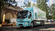 Firma Volvo Trucks oficjalnie zaprezentowała elektryczny pojazd ciężarowy Volvo FE Electric. Pierwszy […]