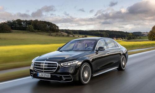 Mercedes-Benz rozpoczyna sprzedaż S 580 e – pierwszej Klasy S z czwartą […]