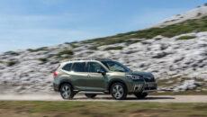 Subaru Corporation ogłosił, że łączna produkcja pojazdów z napędem na wszystkie koła […]