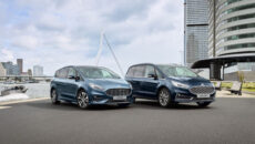 Ford Galaxy i S-MAX są dostępne z napędami hybrydowymi, które łączą nowoczesność […]